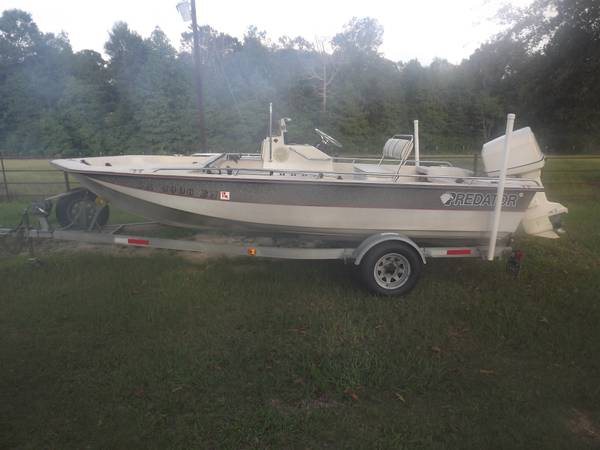 1995 Predator Bay Boat for Sale - $6300 (Kentwood, LA)