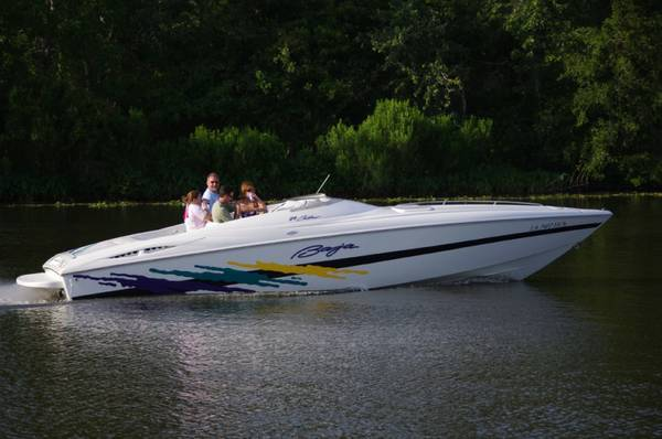 29 Baja Outlaw - $48500 (St. Francisville)