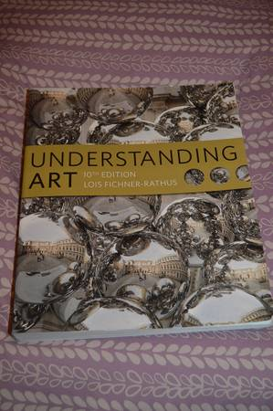 BRCC Understanding Art 10th Edition - $100 (Denham Springs)