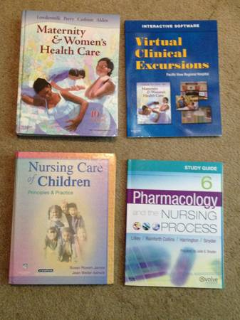 __  NURSING     School    TEXTBOOKS (BR)