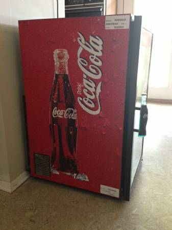 Beverage Air Coca Cola Refrigerator For Sale