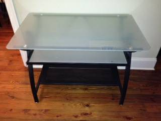 Contemporary Office Desk - $80 (Prairieville)