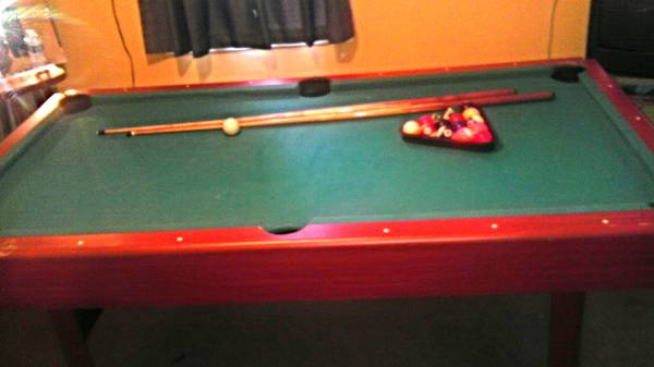 SportCraft Pool Table - $185 (Baton Rouge)