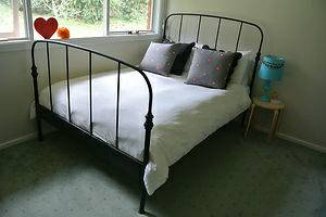 IKEA LILLESAND QUEEN BED- WANTED