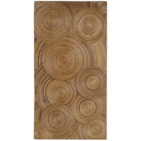 GORGEOUS Pier One Banana Leaf Wall Panel- AMAZING DEAL - $50 (LSU)