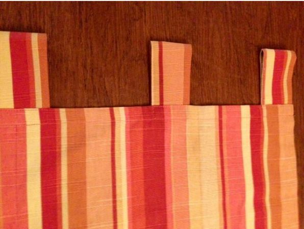 Pair of Very Nice Pier One Curtains - $25 (Laplace)