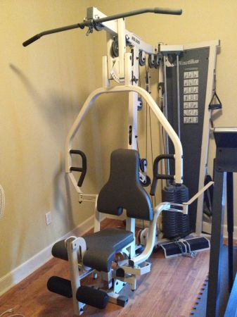 Exercize Machine Nautilus NS300 - $500