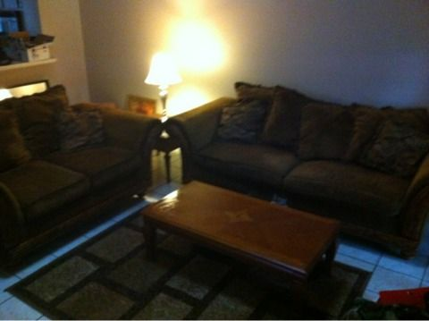 Pre-Owned Ashley Couch Loveseat set - $100 (Hammond, la)