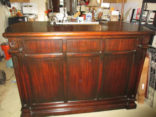 Roosevelt bar from Christian street furniture - $1050 (Hundred Oaks)