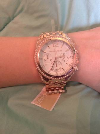 Michael Kors Chronograph Watch BRAND NEW - NEVER WORN -   x0024 260  Baton Rouge