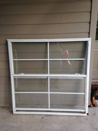 48x48 window - $25 (St Gabriel )