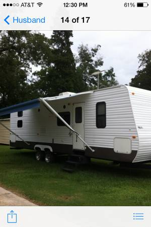 travel trailer -   x0024 13500  prairieville