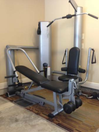 Vectra Home Gym Espotted