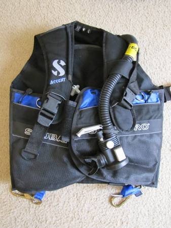 One owner SCUBA system - $750 (Baton Rouge)
