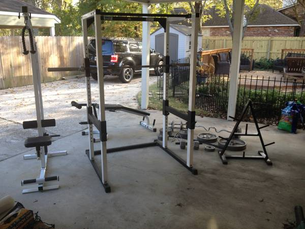 Professional Home Gym Equipment - $800