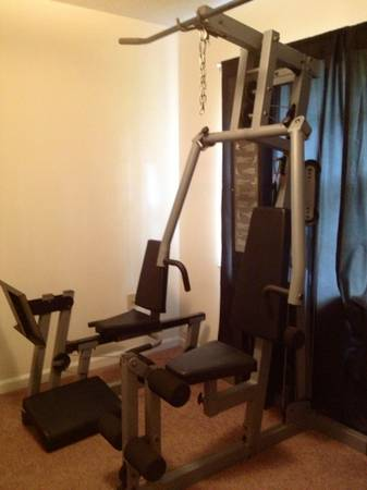 Nordictrack Vertex 670 Home Gym - $375 obo (Essen  Jefferson) - $375 (Essen and Jefferson)
