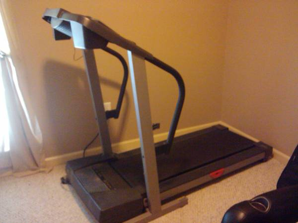 Exercise equipment - treadmill - $150