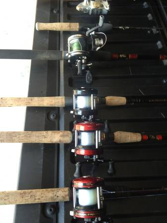 Fishing Equipment for Sale - $300