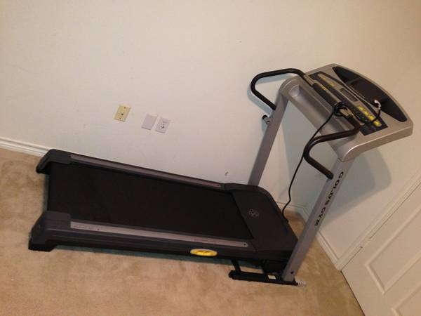Golds Gym Treadmill Trainer 480 - $190 (Baton Rouge)