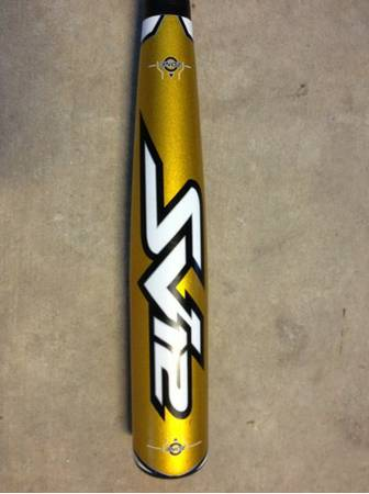 2009 Easton SV12 - 3 oz Adult Baseball Bat - $140 (Walker)