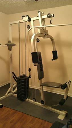 Weslo Aerobic Force Home Gym Cross-Training System - $100 (Millerville)