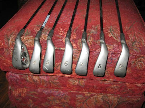 Ping G15 Black Dot Irons  - $240 (Baker  Central area)