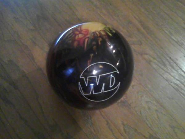 10lb Columbia WD bowling ball - $50 (perkins road)