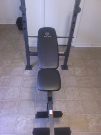 Golds Gym Bench XR 6.1 new - $100 (Baton Rouge ( Broadmoor ))