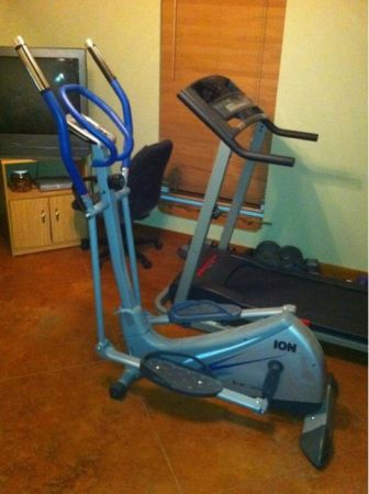 Ion Fitness Brisa Elliptical - $150 (Zachary)