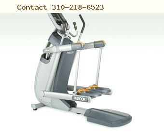 On sale now Precor AMT 100I Elliptical reconditioned - $4199 (Baton Rouge)