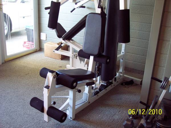 Parabody 525 Home Gym - $1200 (Prairieville)