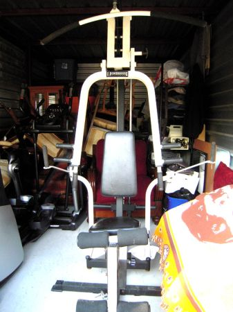Impex Powerhouse Home Gym - $125 (Dutchtown, LA)