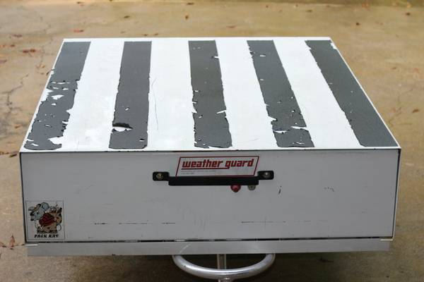 Weatherguard Pack Rat Toolbox - $800 (Natchez, MS)