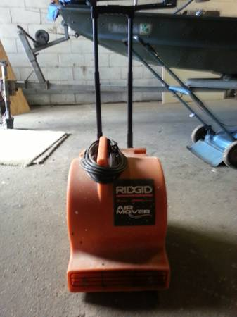 Rigid Air Mover - $150 (Baton Rouge)