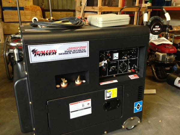Brand NEW WelderGenerators - $4600