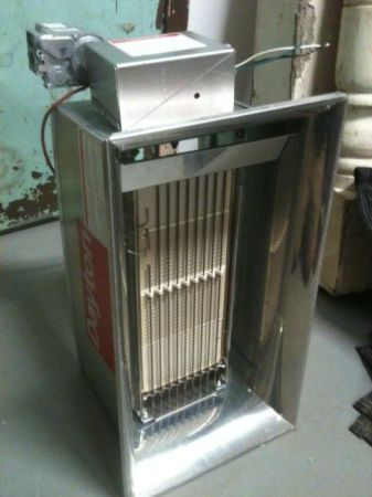 Dayton E Natural Gas Infrared Heater