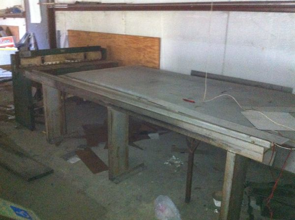 52 TENNSMITH STOMP SHEAR - $1000 (WALKER, LA)