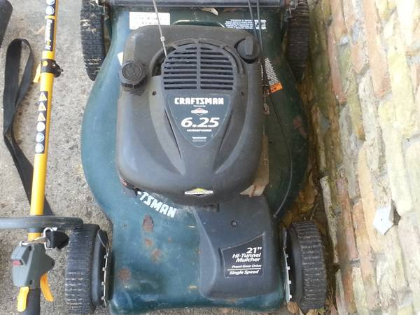 Self-propelled Push Mower Trimmer Weed Eater Blower - $200 (Baton Rouge)