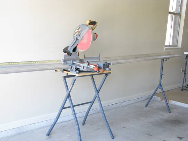 Professional Miter Saw Rig - $500 (Baton Rouge)