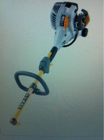 Ryobi 2-cycle trimmer power head - $40 (Baton Rouge)