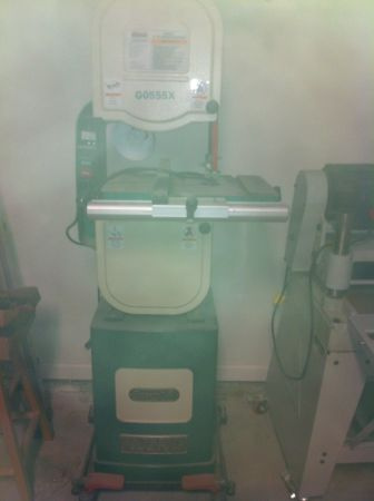 Grizzly Band Saw - $500 (Gonzales)