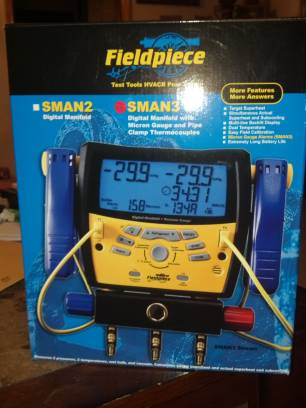 fieldpiece sman3 BNIB - $250 (walker)
