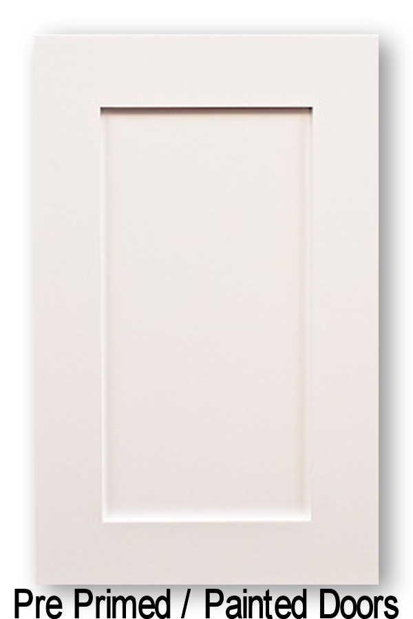 Pre Painted Shaker Style Cabinet Doors As Low As  21 48