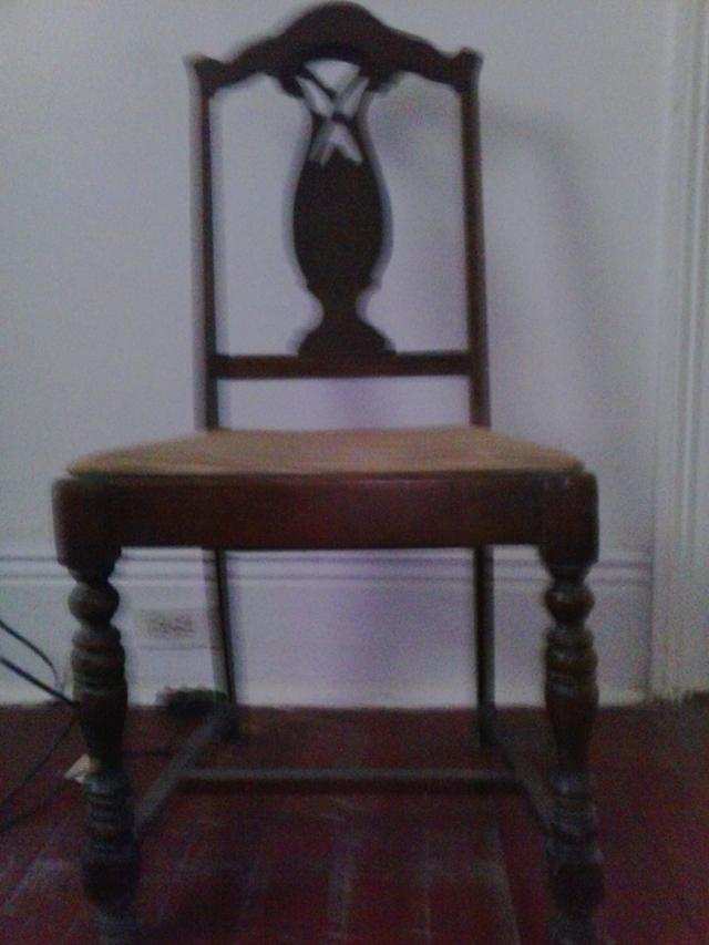 40  antique chair-- reduced