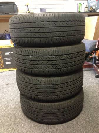 5x114 16 Rims Tires Wheels Toyota Scion - $400 (Baton Rouge)