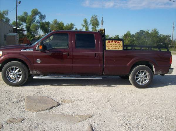 F250 20 XD Wheels with Nitto Tires - $1800 (Marrero)