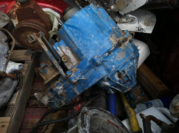 jeep np208 transfer case - $350 (hsmmond)