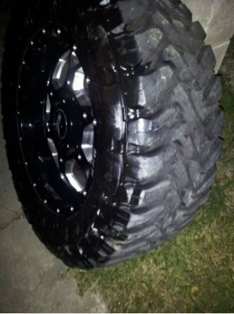 20 Inch BMF Rims Toyo Tires - $2400