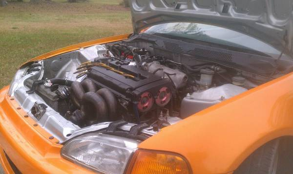 gsr turbo 92 eg civic part out - $10000 (hammond)