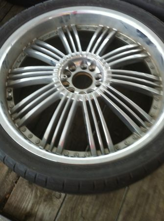 22 F5 Rims - NEW - $700 (Baton Rouge)